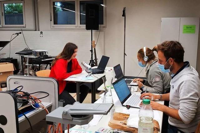 Mit Jogi Löw, Oli Kahn und Ann-Sophie Mutter durchs Dreiland