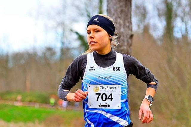 Zwei Läuferinnen vom Tuniberg starten Freiburger Adventslaufserie