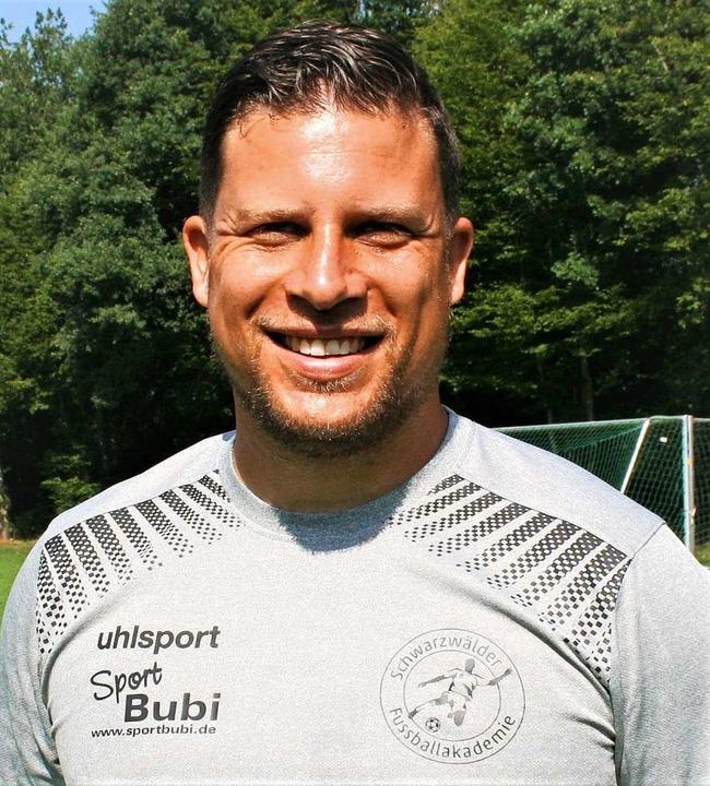 Glücksgriff für den FC Gutmadingen: Trainer Steffen Breinlinger  | Foto: privat