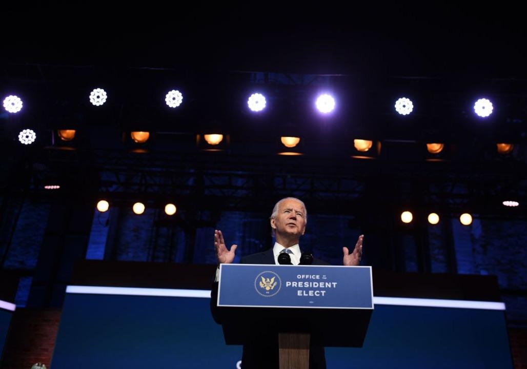 Joe Biden  | Foto: CHANDAN KHANNA (AFP)