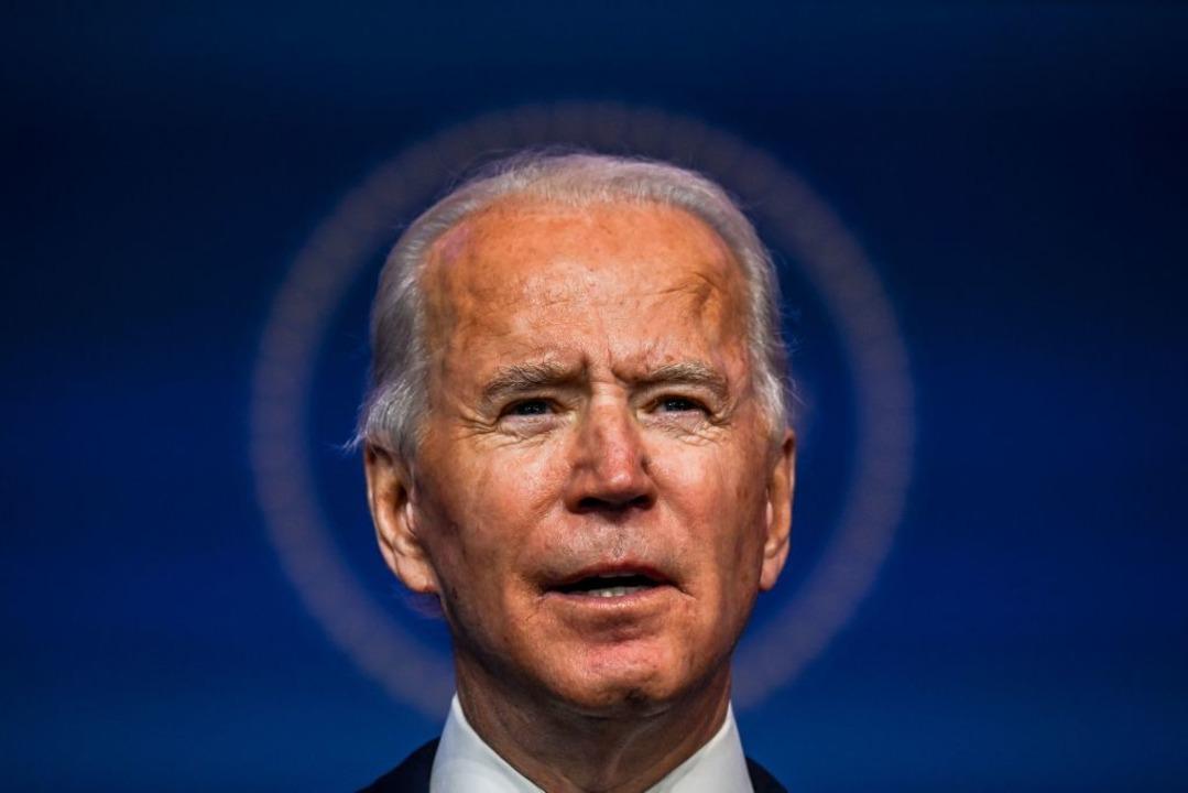Joe Biden.  | Foto: CHANDAN KHANNA (AFP)