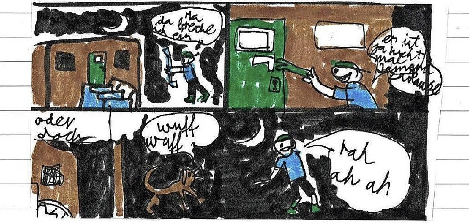 &#8...n Comics – natürlich mit Hunden!  | Foto: Privat