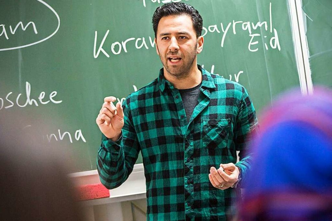 Lehrer-Fortbildungen zum Islamismus we...achgefragt. Das zahlt sich jetzt aus.   | Foto: Frank Rumpenhorst