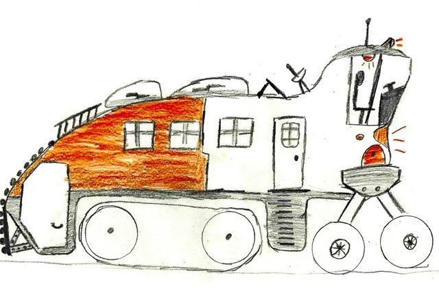 Expeditionsmobil für die Polarforschung