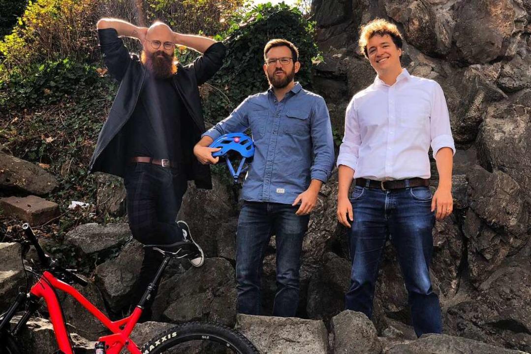 Malte Buttjer, Alexander Schumacher undAndreas Botsch (von links)  | Foto: Tocsen