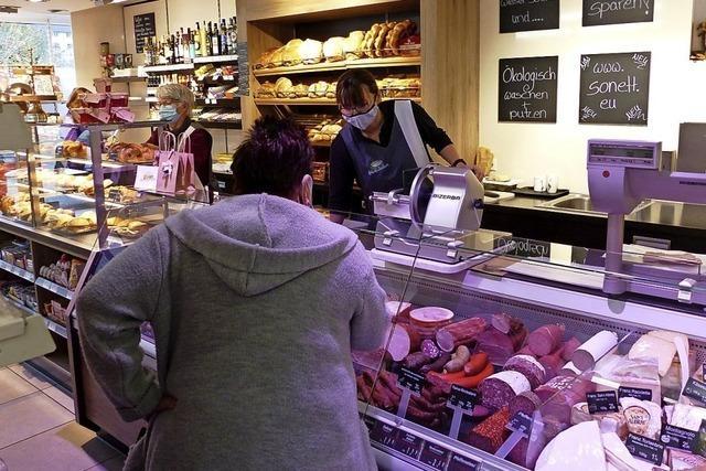 Würth's Dorfladen setzt auf regionale Produkte