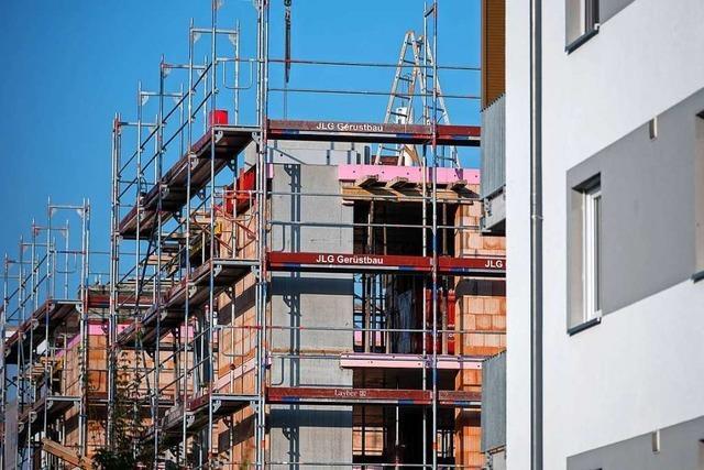 Wohnbau plant 45 Wohnungen mit günstigen Mieten