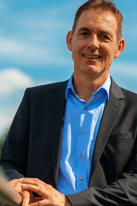 Oberbürgermeister Jörg Lutz  | Foto: Jonas Hirt