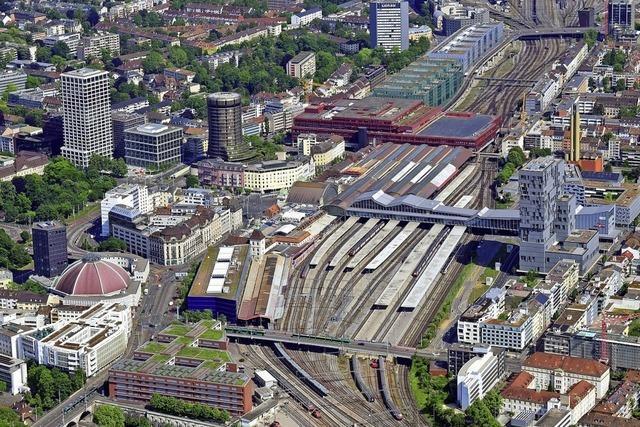 Das Bahnhofsquartier wird weiter aufgemöbelt