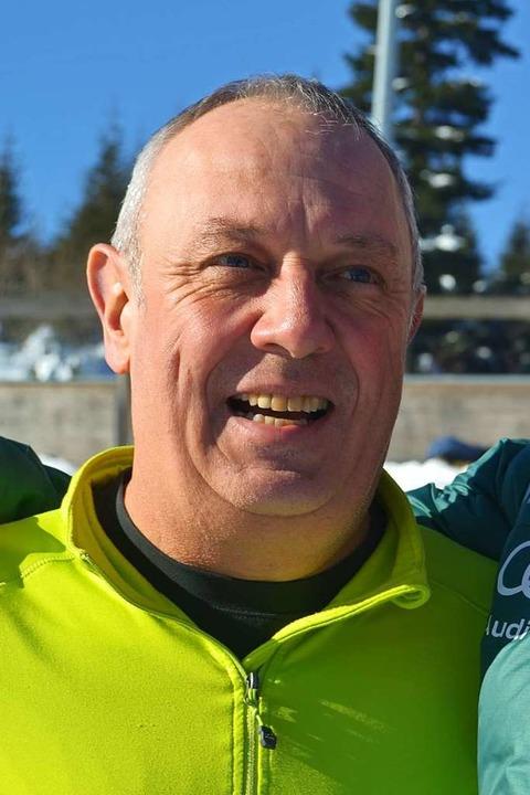 Ein Macher ohne Allüren: Charly Meßmer, Vorsitzender des Skiclubs Schluchsee  | Foto: Helmut Junkel