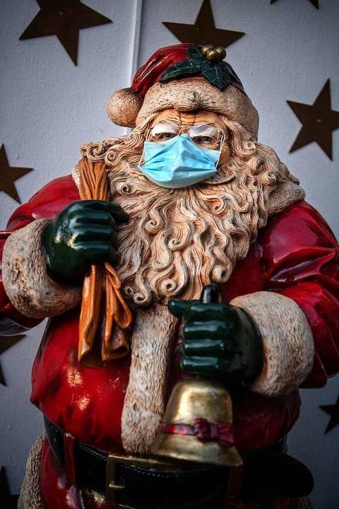 Corona? Weihnachten findet statt.  | Foto: Sina Schuldt (dpa)
