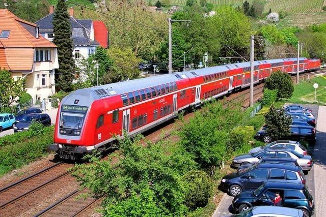 Am Hochrhein verkehren ab Dezember 2021 Doppelstockzüge