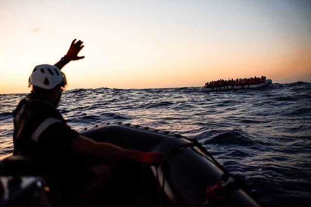 Flucht und Migration sind weiterhin ein Thema