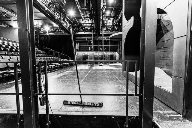 Freiburger Theater reagieren gelassen bis genervt auf den längeren Teil-Lockdown