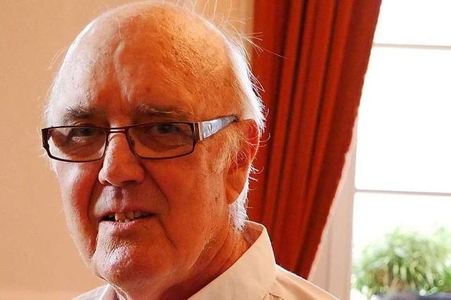 Trauer um Rudibert Schwarz, den langjährigen Chef des Obst- und Gartenbauvereins Bad Säckingen