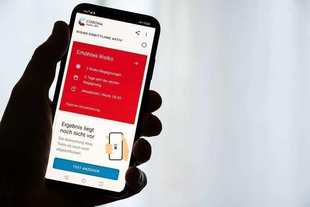 Die Corona-Warn-App überprüft nun häufiger das Infektionsrisiko