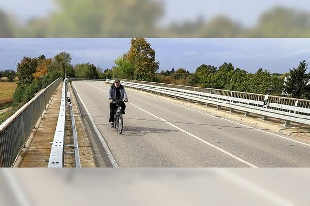 Die Sicherheit der Radfahrer bleibt ein Thema