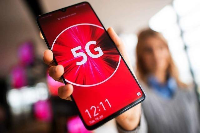 Mobilfunkanbieter bauen 5G-Netz im Kreis Emmendingen aus