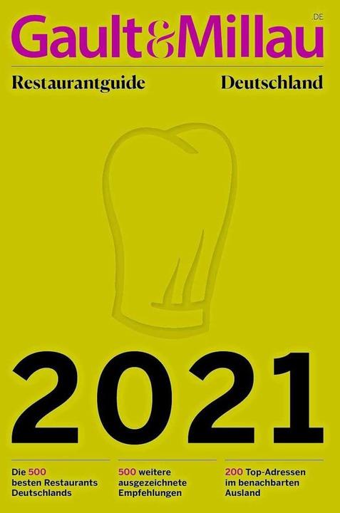 Die neue Ausgabe des Gastroführers.  | Foto:  (dpa)