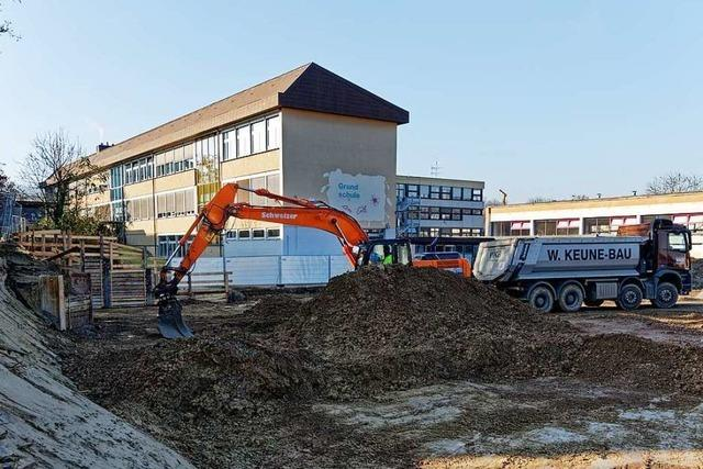 Grundschule in Endingen wohl günstiger als geplant