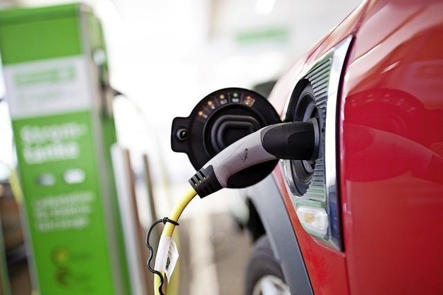 Car-Sharing künftig mit E-Autos