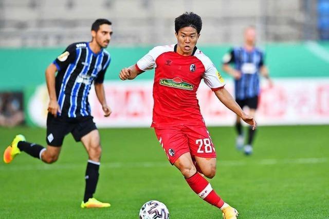Nach Genesung: Kwon wird gegen Augsburg noch geschont