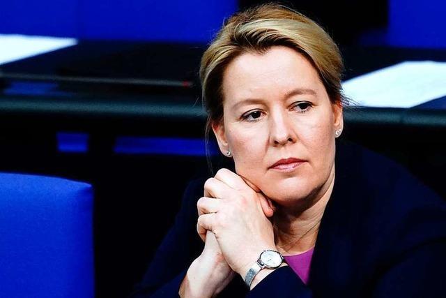Giffeys Doktorarbeit – eine Hängepartie für die Hoffnungsträgerin der SPD