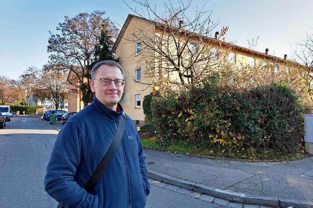 Bürgervereinsvorsitzender appelliert, Weingartens Wandel fair zu gestalten