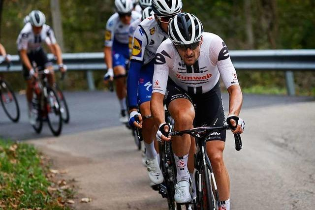 Wie Nico Denz mit seinem Team den Giro d'Italia dominiert hat