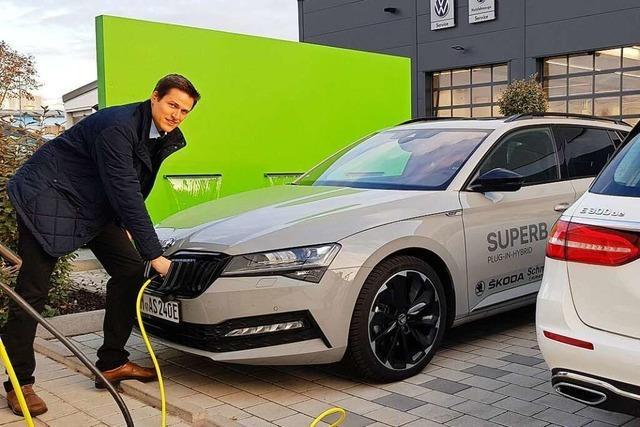 Wie der Elektroauto-Boom die Arbeit der Autohäuser verändert