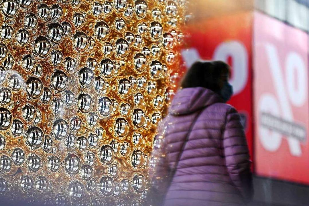 Wie ist der Handel auf den Corona-Winter vorbereitet?    Foto: Marijan Murat (dpa)