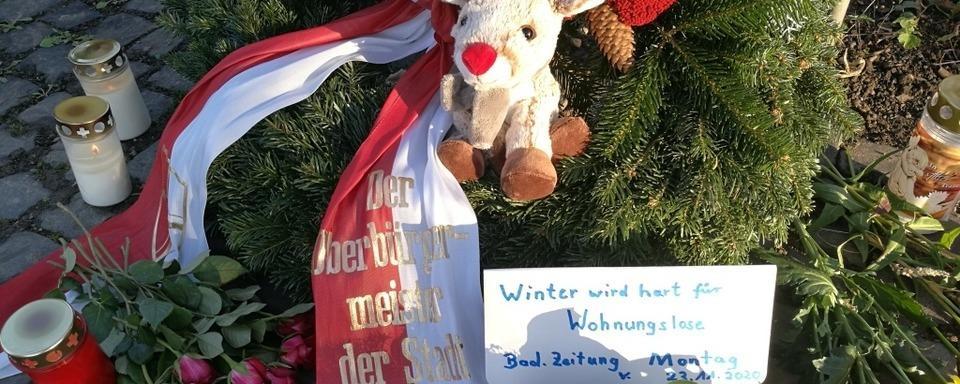 Keine Hinweise auf Kältetod bei toter Frau im Freiburger Stadtgarten