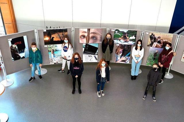 Wie Jugendliche die Pandemie erleben, zeigt eine Ausstellung in Neuenburg