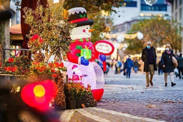 Wie Kommunen ihre Händler im Weihnachtsgeschäft unterstützen