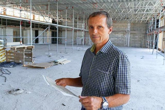 Bruno Müller wird neuer Bauamtsleiter in Endingen