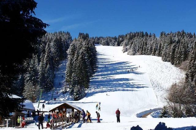 Rohrhardsberg in Schönwald: Skifahren ohne Schnickschnack