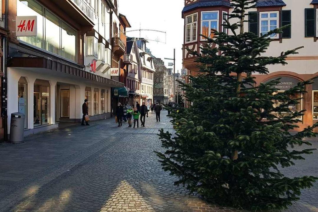 Weihnachten steht vor der Tür. Wie gefeiert wird, ist vielen noch nicht klar.    Foto: Christian Kramberg