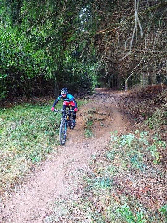 Verfahren – und dabei einen tollen Trail entdeckt  | Foto: Susanne Gilg