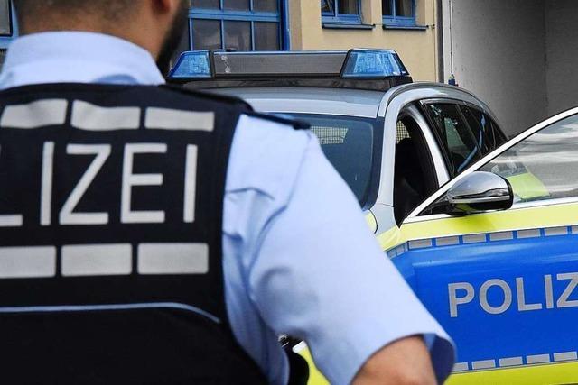 Paketzusteller fährt in Lörrach 76 Jahre alte Frau an