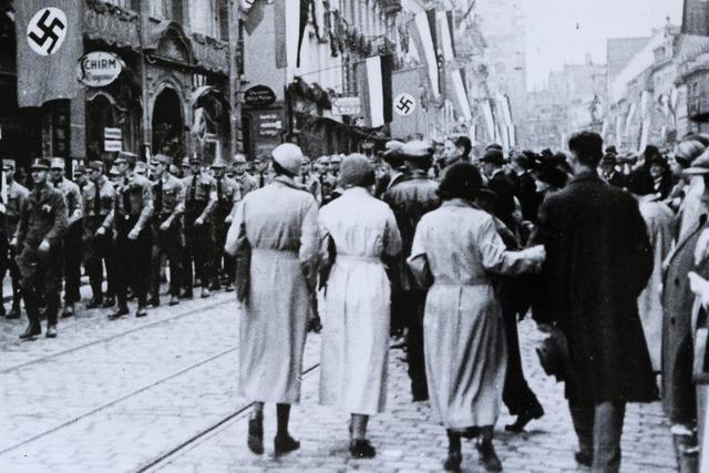 Faire Übernahmen von Freiburger Geschäften waren im Dritten Reich selten