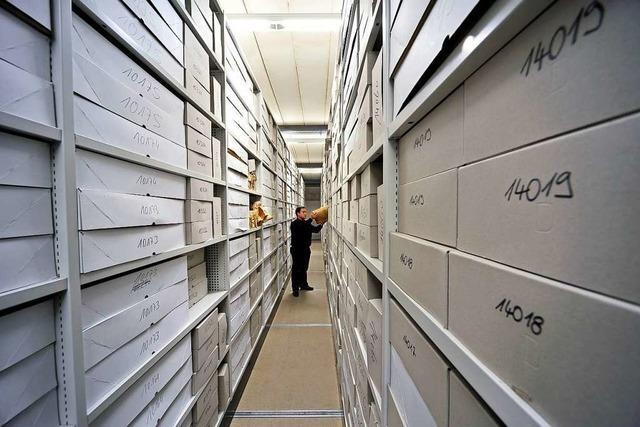 Stasi-Unterlagen sind bald auch in Freiburg einsehbar