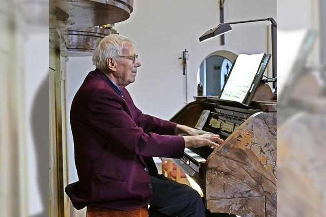 Ein Leben für die Kirchenmusik