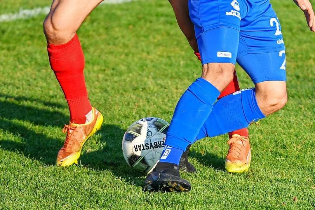 Trotz Teil-Lockdown ist es nicht ausge...all rollt in der Regionalliga Südwest.  | Foto: Patrick Seeger