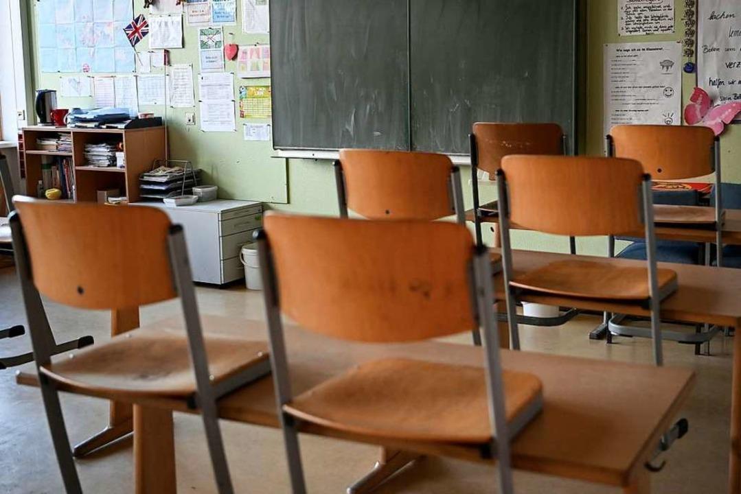 Für alle Schüler sollen in Baden-Württ...211; und offene Fragen bei den Eltern.    Foto: Britta Pedersen (dpa)