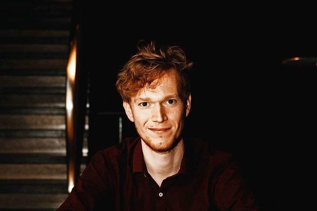 Der Freiburger Johannes Jäck ist Preisträger des Klangspektrum BW