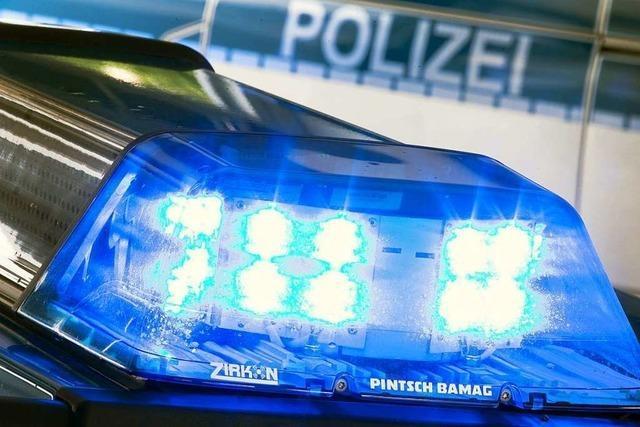 Lastwagen kollidiert in Bad Krozingen mit Fußgänger – 81-Jähriger stirbt noch am Unfallort