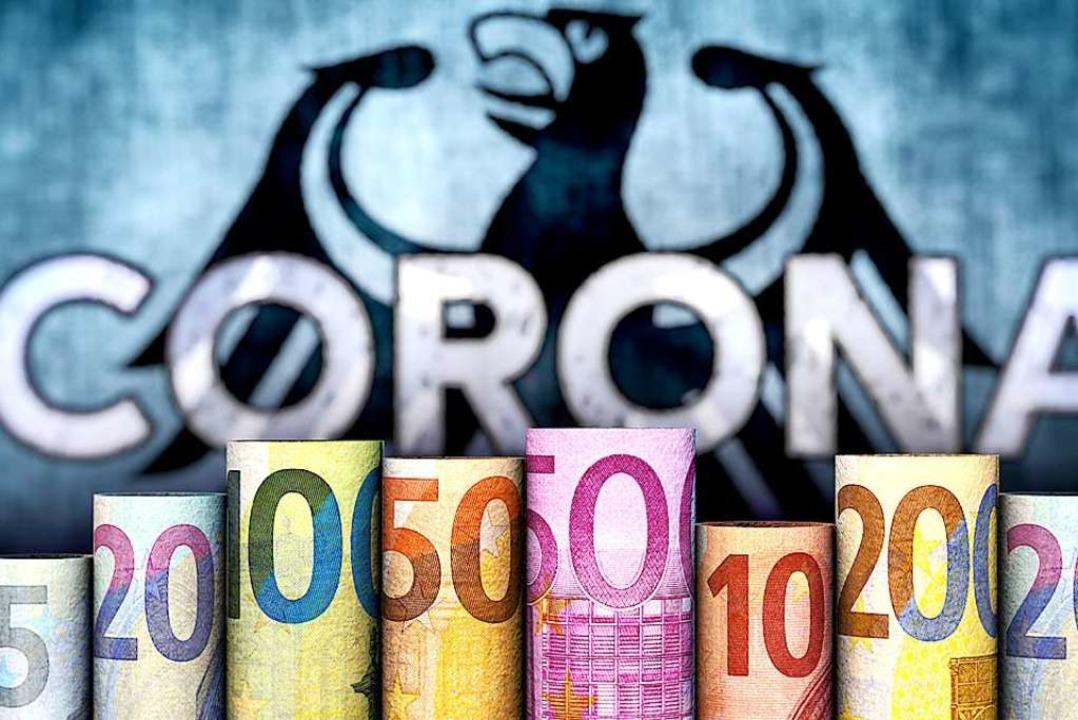 Am Montag hieß es noch, dass die Neuve...e Jahr bei 180 Milliarden festgezurrt.  | Foto: bluedesign  (stock.adobe.com)