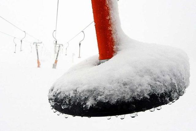 Soll die Skisaison abgesagt werden?
