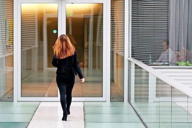 Studie: Frauenquote für Topetage von Firmen macht großen Unterschied