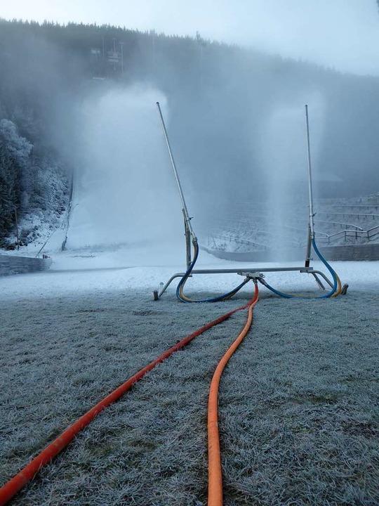 Schneemacher.  | Foto: Peter Stellmach